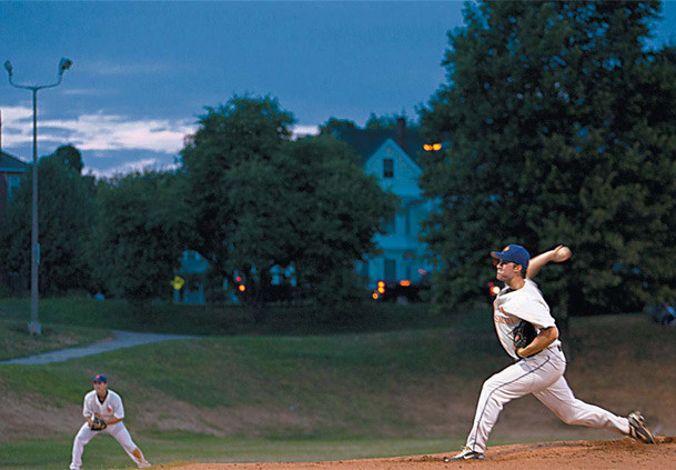There are few frills but many thrills in the Boston Park League, which was founded in 1929 and is the oldest continuing amateur baseball league in the United States.