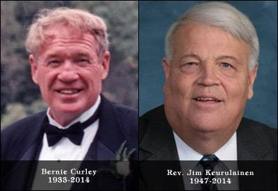 In Memory of Bernie Curley & Rev. Jim Keurulainen