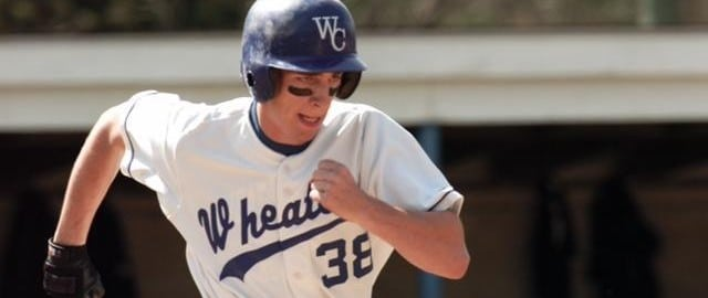 Catching Up With ... Bobby Foote, Walpole High/Wheaton College baseball