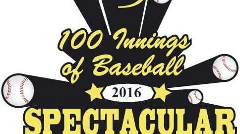 100 Innings of Baseball for ALS, 2016