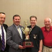 2017 BoSox Trophy with TJO Sports