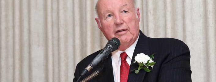 Walt Mortimer - Boston Park League - 2018 President's Award