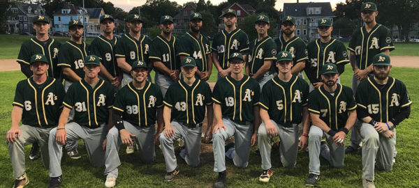 Boston Athletics, Boston Park League, 2019