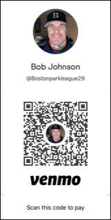 Bostonparkleague29 Venmo